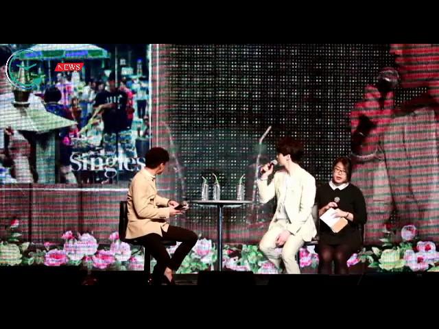 """ภาพงาน """"2017 LEE DONG WOOK ASIA TOUR IN BANGKOK (FOR MY DEAR)"""""""
