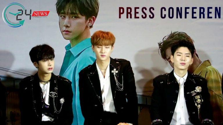 ประมวลภาพ Press Conference และ Concert MONSTA X THE FIRST WORD TOUR BEAUTIFUL IN BANGKOK